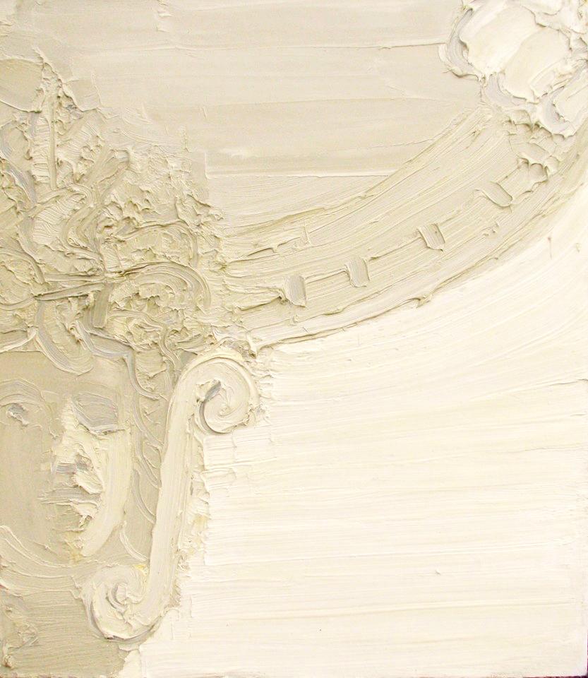Dovydas Alčauskis. Iš ciklo Lipdiniai, 2015, 80 x 70, aliejus ir drobė