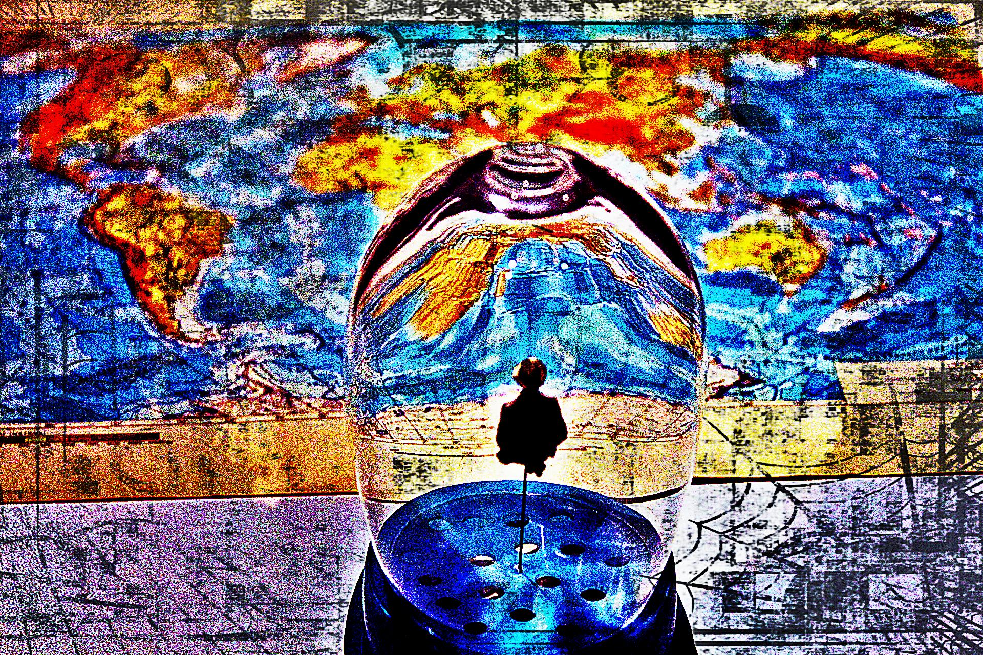 Globalinis atsilimas. Diena po.90×65